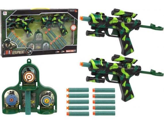 Детское оружие SWAT с мягкими пулями 200070464
