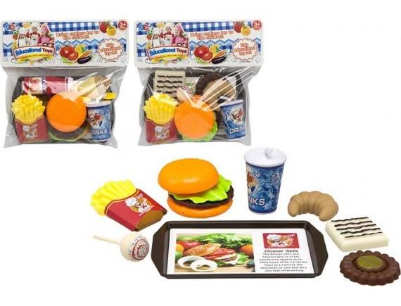 Игровой набор Гамбургер в пакете 200084085