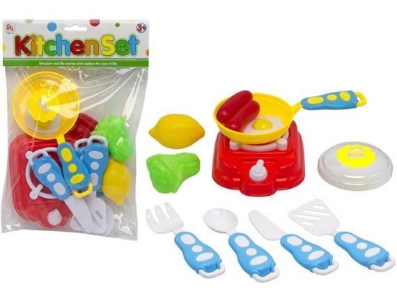 Игровой набор Kitchen Set Посудка 200105866