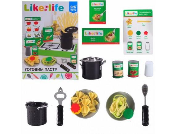 Игровой набор Продукты - Готовим пасту 200152767 - приобрести в ИГРАЙ-ОПТ - магазин игрушек по оптовым ценам