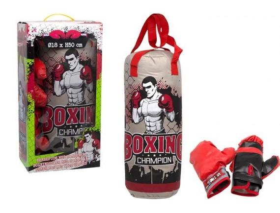 Набор для бокса Boxing Champion в коробке 200155044