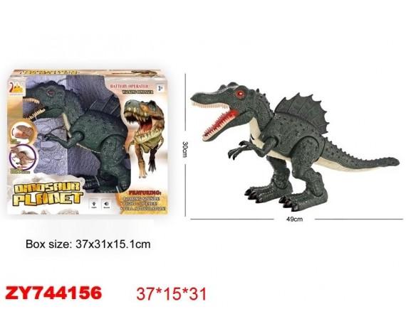 """Игрушка """"Динозавр"""" на батарейках 200160715"""