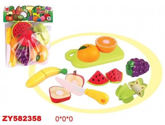 Игровой набор Продукты 200169052 - приобрести в ИГРАЙ-ОПТ - магазин игрушек по оптовым ценам