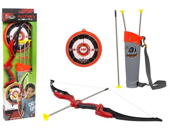 Игровой набор Меткий стрелок 200174451 - приобрести в ИГРАЙ-ОПТ - магазин игрушек по оптовым ценам