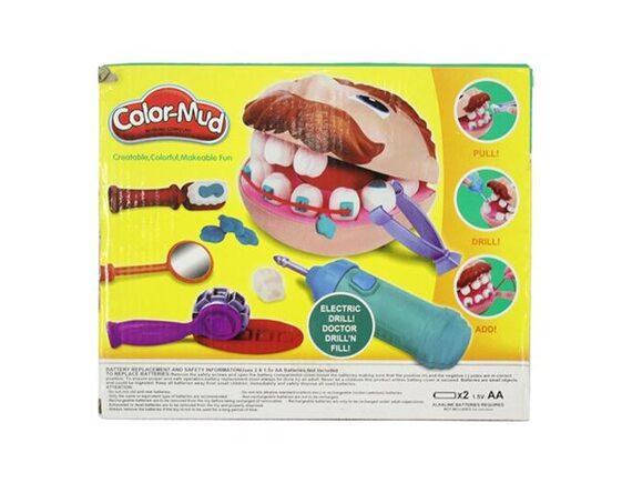 Набор Юный Стоматолог Color Mud 200174502