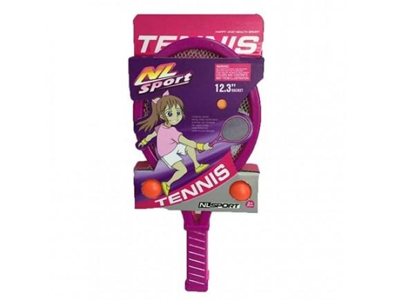 Ракетка для тенниса 30 см с мячиками 200201143