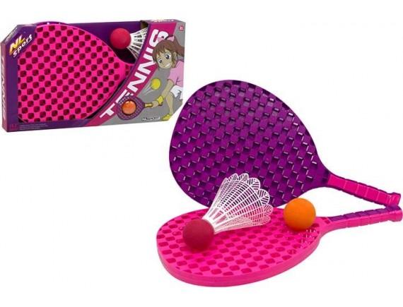 Ракетки для тенниса 41 см с воланом 200201151