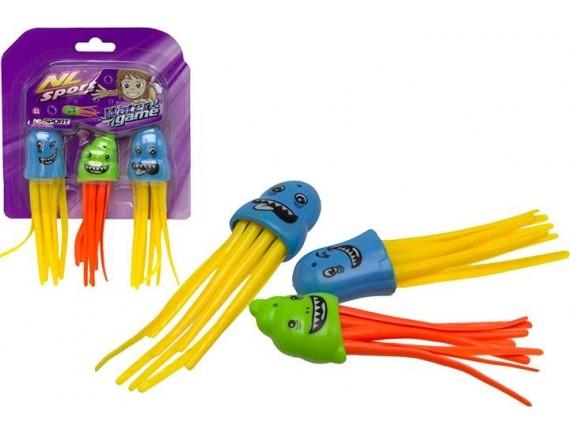 Игрушки для купания 3 шт в наборе 200201172