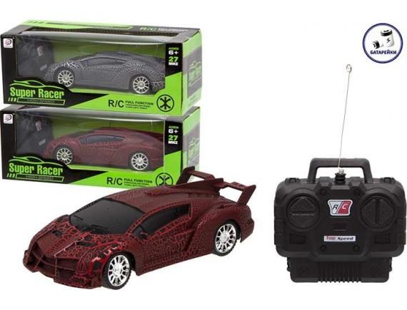 Машинка Super Racer а вссортименте с пультом 200202500