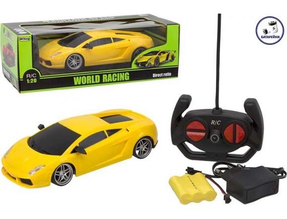 Радиоуправляемая машина Спорткар 200209592 - приобрести в ИГРАЙ-ОПТ - магазин игрушек по оптовым ценам