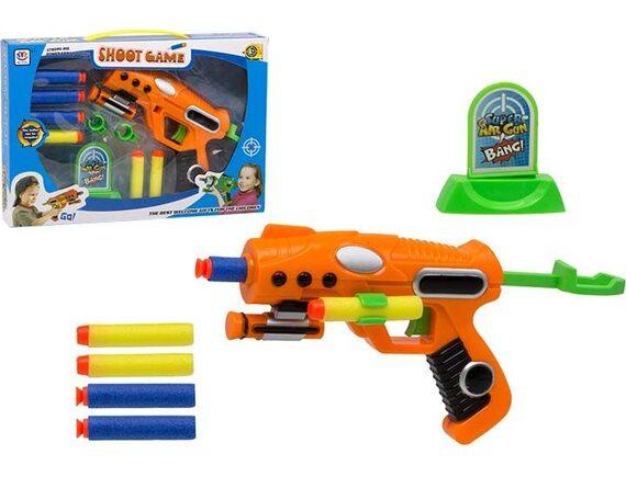 Детское оружие Shoot Game с мягкими пулями 200209737