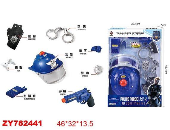 """Игровой набор """"Полиция"""" 200215953"""