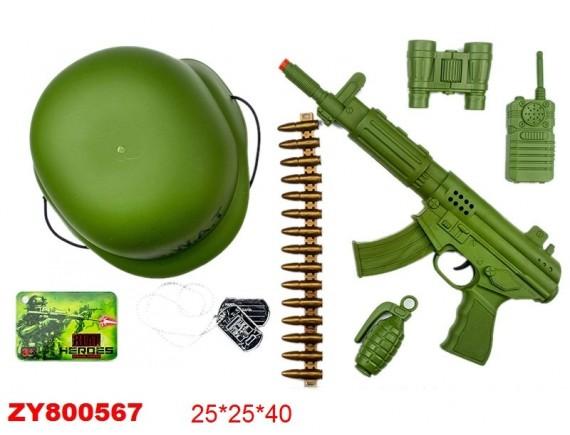 """Игровой набор """"Военный"""" 200249433"""