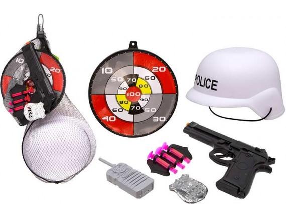 Игровой набор Police Спецназ в сетке 200249440