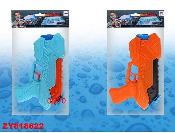Игрушечный водяной космический пистолет бластер 200254757