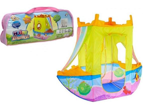Детская палатка Кораблик в пакете 200258291