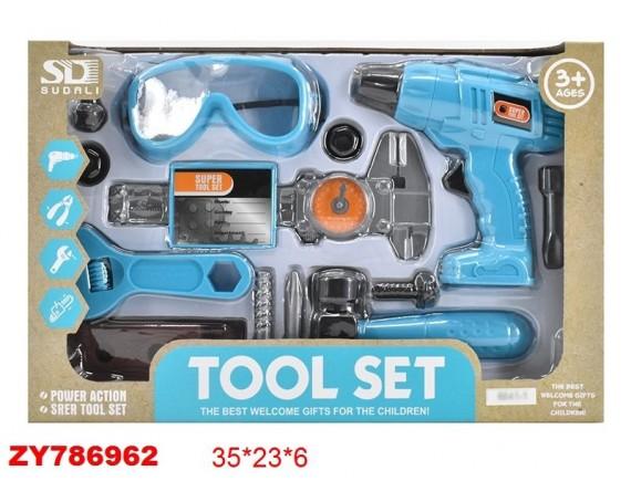 """Игровой набор """"Инструменты"""" 200265481"""