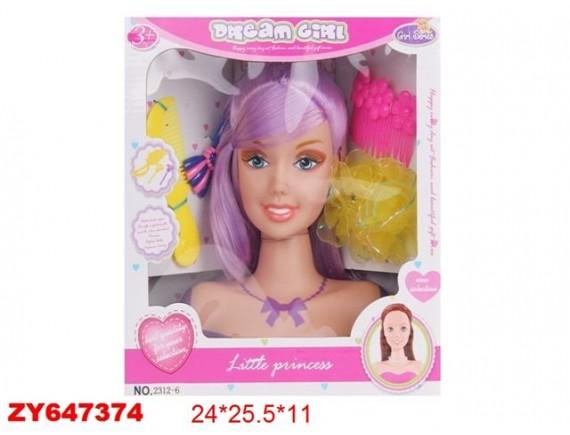 Игровой набор стилиста Dream Girl с аксессуарами 200267707