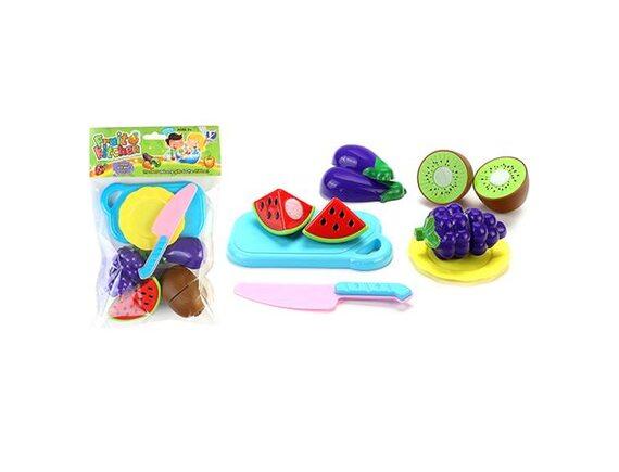 Игровой набор Овощи-фрукты в пакете 200271022