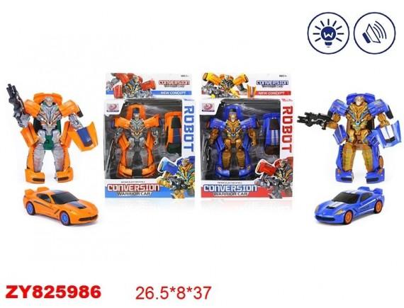 """Игрушка """"Робот-машина"""" 200271500"""