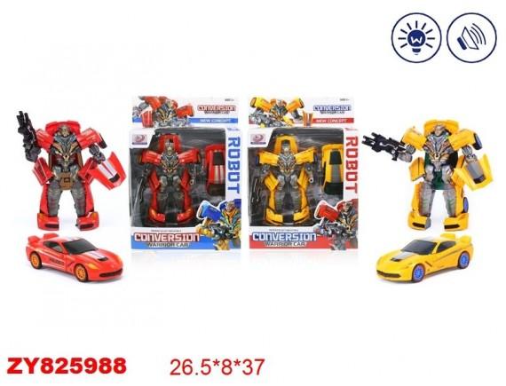 """Игрушка """"Робот-машина"""" 200271504"""