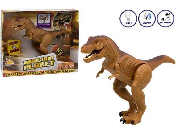 """Игрушка """"Динозавр"""" на батарейках 200274520"""
