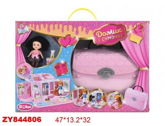 """Игровой набор """"Домик для куклы"""" 200285559"""