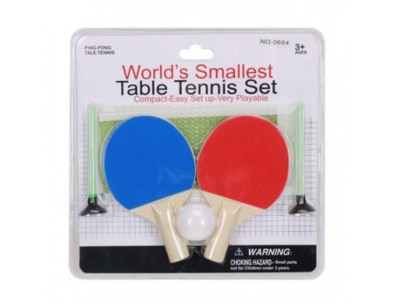 Набор для настольного тенниса WORLD в блистере 200302221