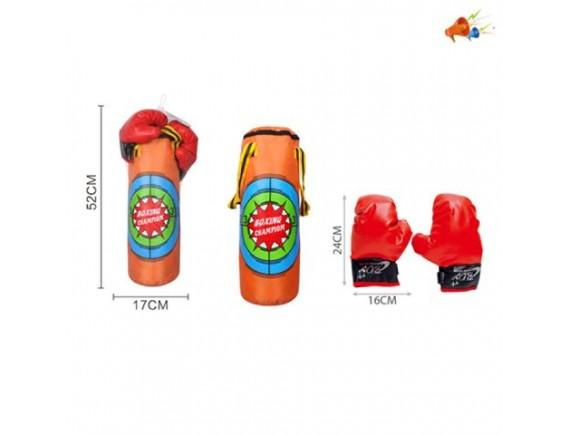 Набор для бокса 52см со звуковыми эффектами 200319201 - приобрести в ИГРАЙ-ОПТ - магазин игрушек по оптовым ценам