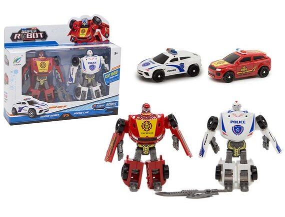 """Игрушка """"Робот-машина"""" 200329485"""