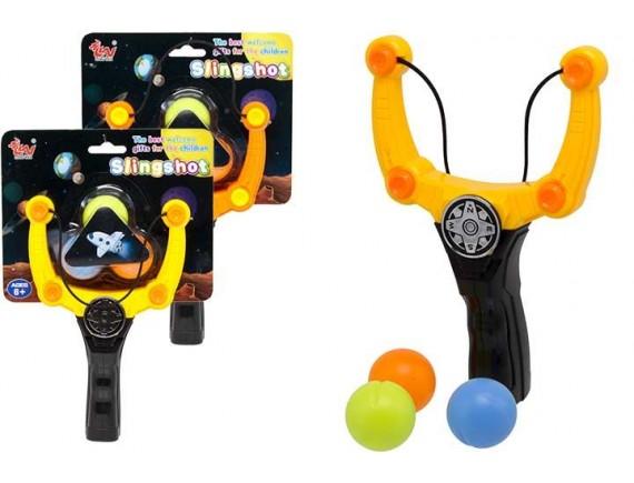 Детская рогатка SlingShot с пластиковыми шариками 200361835