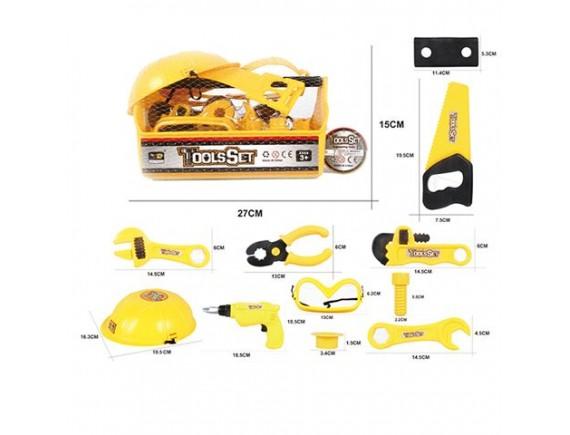 Игровой набор Инструменты в ящике 200379463