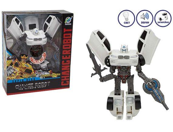 """Игрушка """"Робот-машина"""" 200389689"""