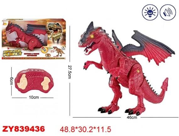 """Игрушка """"Динозавр"""" на батарейках 200393252"""