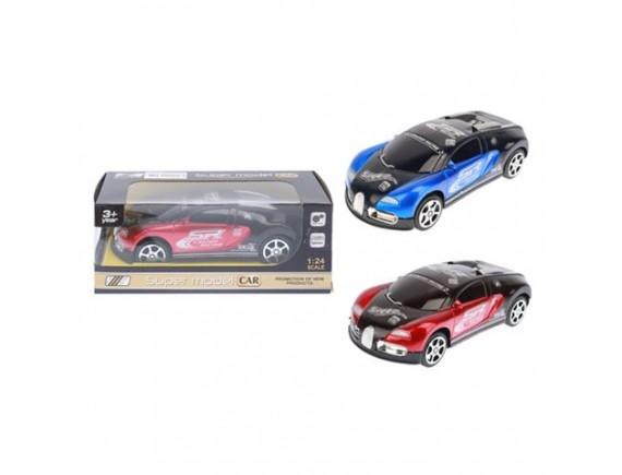 Машинка Super Model Car в коробке 200409404