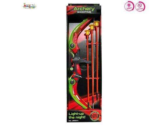 Игровой набор Меткий стрелок со светом 200415004