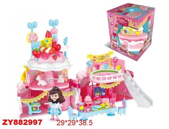 """Игровой набор """"Домик для куклы"""" 200420236"""