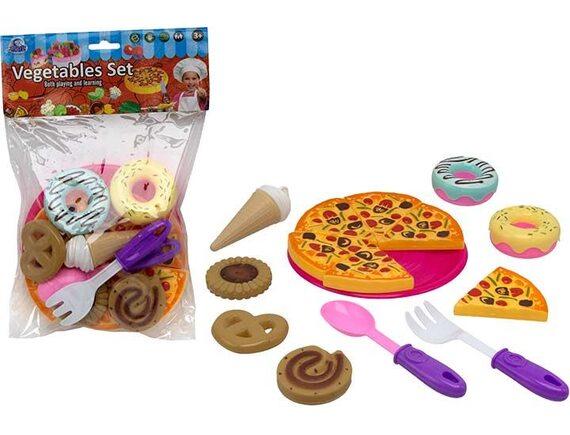 Игровой набор продуктов Vegetables Set Овощи 200424430