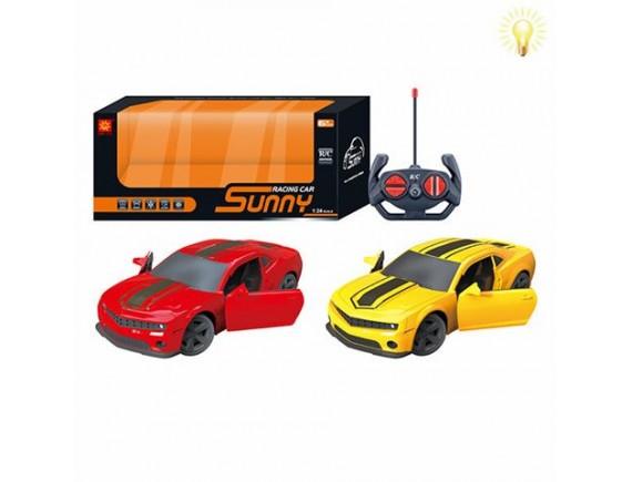 Машинка Sunny а вссортименте с пультом 200431664