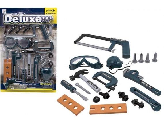 Набор детских инструментов Deluxe Tool Set 200433231