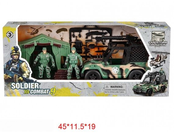 """Игровой набор """"Военный"""" 200441351"""