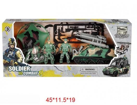 """Игровой набор """"Военный"""" 200441354"""