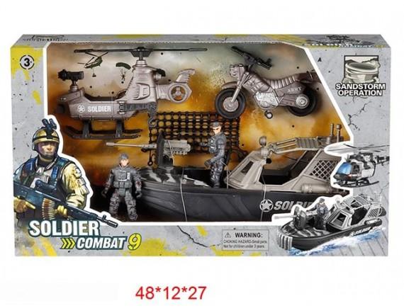 """Игровой набор """"Военный"""" 200441364"""