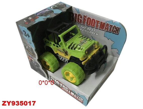 """Машинка инерционная """"BigFoot"""" 200441827"""