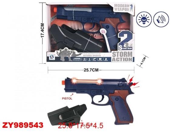 """Игровой набор с оружием """"Полицейский"""" 200443973"""