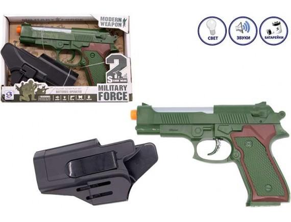 """Игровой набор с оружием """"Военный"""" 200443977"""