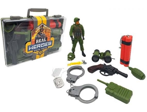 """Игровой набор """"Военный"""" 200457497"""