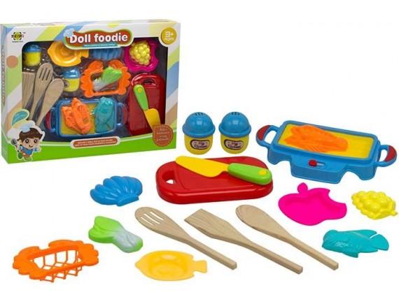 Набор кукольной посудки Doll Foodie 200481167