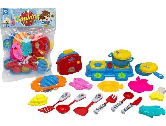 Детский игровой набор для приготовления еды 200481211
