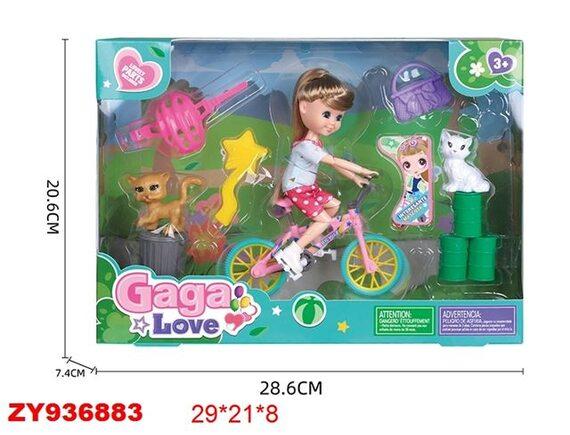 Игрушка кукла шарнирная 200491012